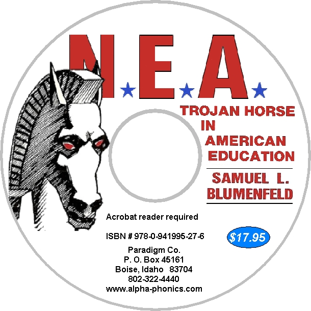 NEA – Trojan Horse in American Education